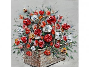 Tableau Flowers Bouquet