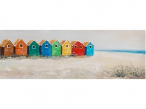 Tableau Color Houses