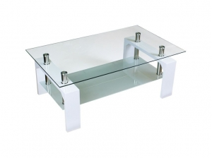 Table basse ATLANTA Blanc