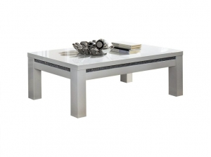 Table basse Prestige blanche