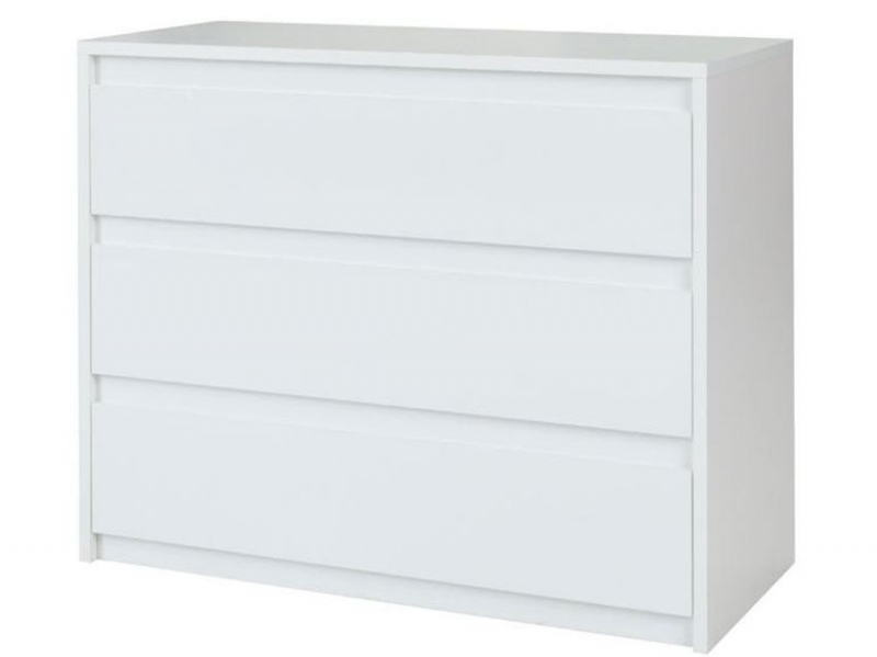 Commode Liverpool blanche