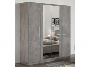 Armoire Liverpool blanche
