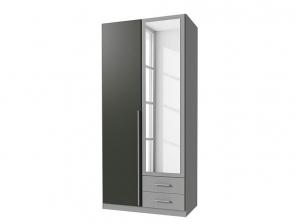 armoire Husum 2P 2T