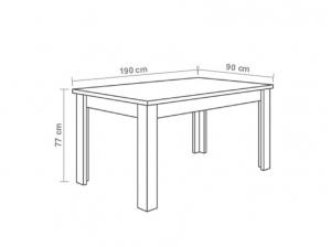 Table PARMA 190