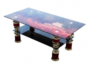 Table basse Lotus
