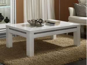 Table basse Austin blanche
