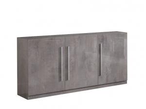 Buffet GRETA 3P marbre