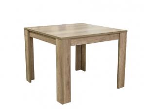 Table 100 carré Jork chêne