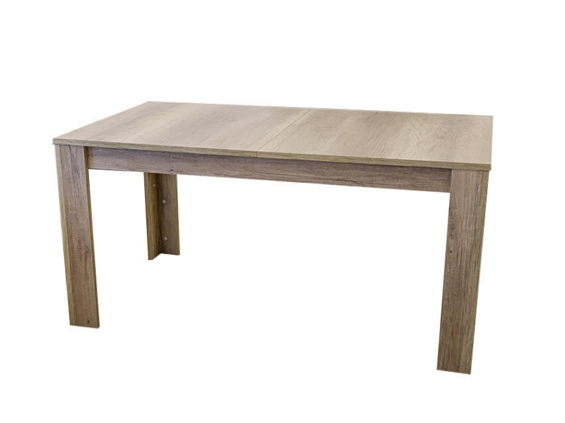 Table 160 rallonge  Jork chêne