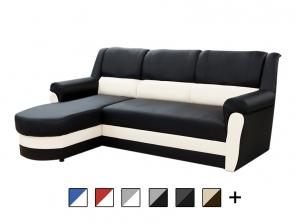 Canapé d'angle Bruno
