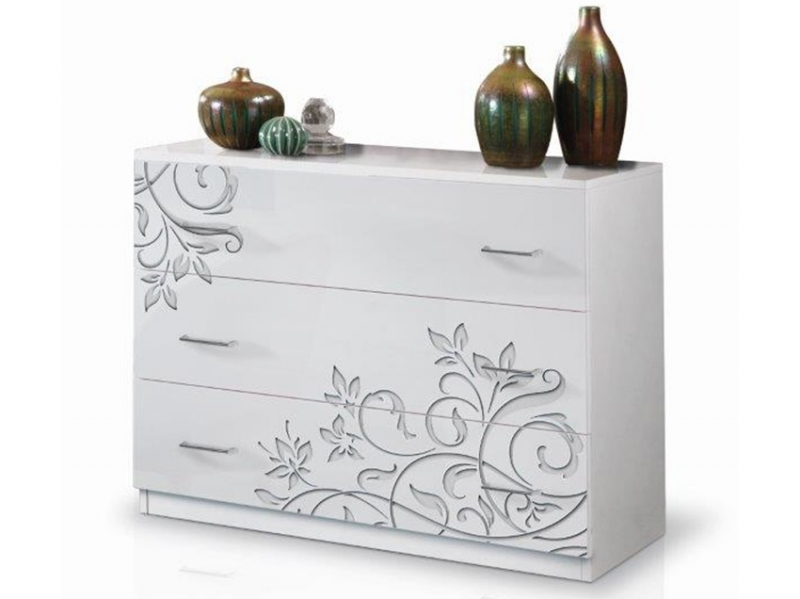 Commode Mary fleur