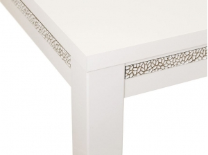 Table Newport blanche