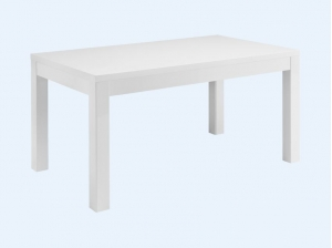 Table Indiana blanche