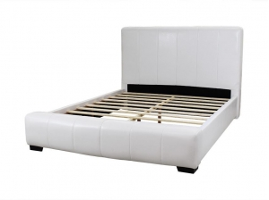 Lit Oxford 160 blanc