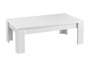 Table basse Modena blanche