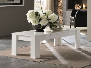 Table basse Mesa Blanche