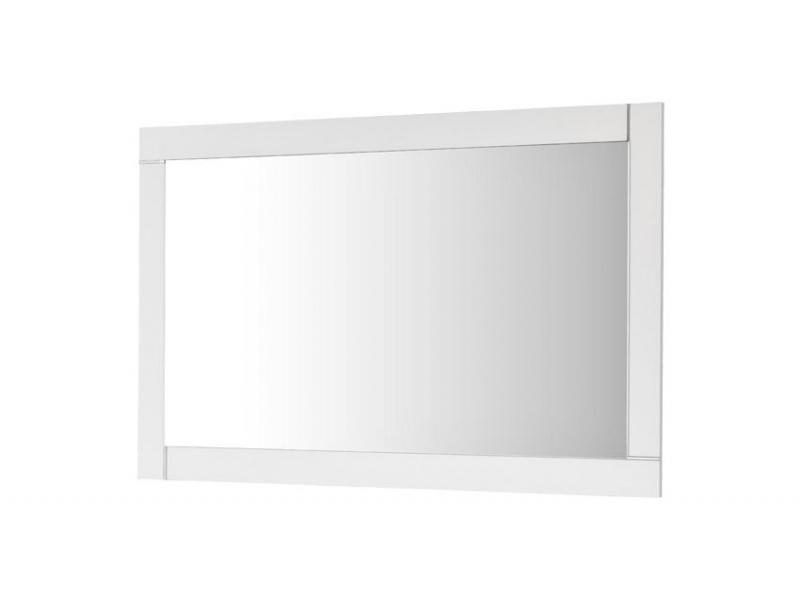 Miroir 140 Modena blanc