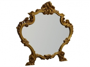 Miroir Barocco or