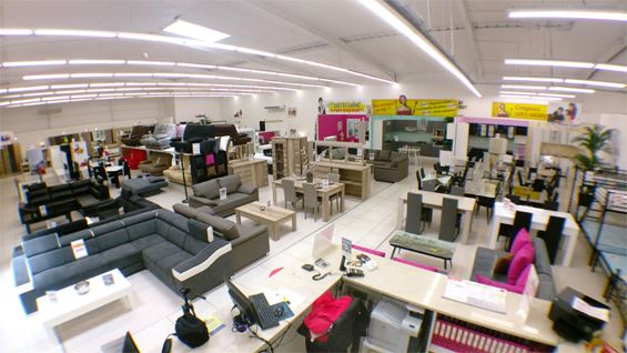 nos magasins meubles ubaud. Black Bedroom Furniture Sets. Home Design Ideas